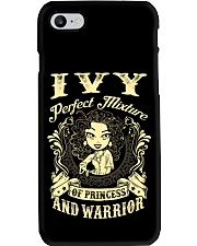 PRINCESS AND WARRIOR - Ivy Phone Case tile