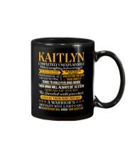 Kaitlyn - Completely Unexplainable Mug thumbnail