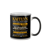 Kaitlyn - Completely Unexplainable Color Changing Mug thumbnail