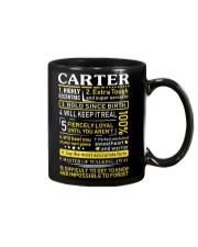 Carter - Sweet Heart And Warrior Mug thumbnail