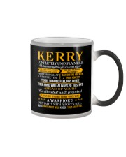 Kerry - Completely Unexplainable Color Changing Mug thumbnail