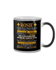 Rosie - Completely Unexplainable Color Changing Mug thumbnail