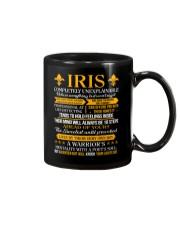 Iris - Completely Unexplainable Mug thumbnail