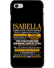 Isabella - Completely Unexplainable Phone Case thumbnail