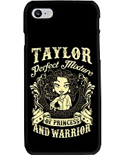 PRINCESS AND WARRIOR - Taylor Phone Case tile
