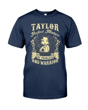 PRINCESS AND WARRIOR - Taylor Classic T-Shirt tile