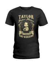 PRINCESS AND WARRIOR - Taylor Ladies T-Shirt front