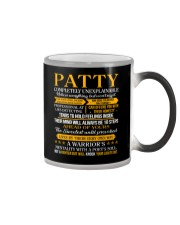 Patty - Completely Unexplainable PX32 Color Changing Mug thumbnail