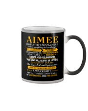 Aimee - Completely Unexplainable Color Changing Mug thumbnail