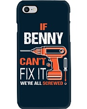 If Benny Cant Fix It - We Are All Screwed Phone Case thumbnail