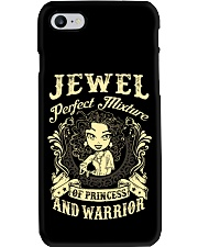 PRINCESS AND WARRIOR - Jewel Phone Case thumbnail