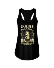 PRINCESS AND WARRIOR - Dani Ladies Flowy Tank thumbnail