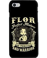 PRINCESS AND WARRIOR - Flor Phone Case thumbnail