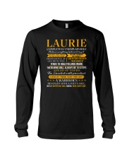Laurie - Completely Unexplainable Long Sleeve Tee thumbnail
