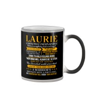 Laurie - Completely Unexplainable Color Changing Mug thumbnail