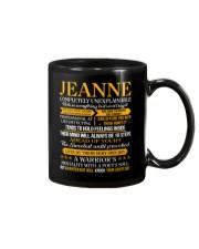 Jeanne - Completely Unexplainable Mug thumbnail