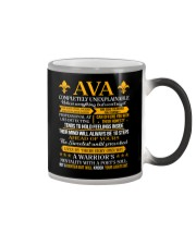 Ava - Completely Unexplainable Color Changing Mug thumbnail