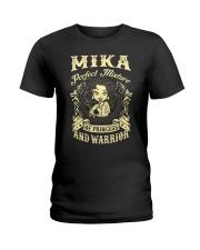 PRINCESS AND WARRIOR - Mika Ladies T-Shirt front