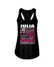 JULIA - 9 RARE TO FIND Ladies Flowy Tank thumbnail