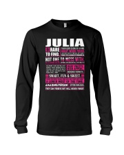 JULIA - 9 RARE TO FIND Long Sleeve Tee thumbnail