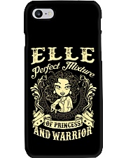 PRINCESS AND WARRIOR - Elle Phone Case thumbnail