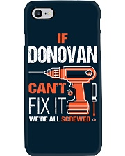 If Donovan Cant Fix It - We Are All Screwed Phone Case thumbnail