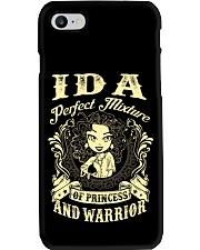 PRINCESS AND WARRIOR - ida Phone Case thumbnail