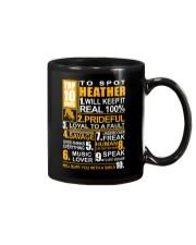 Heather - top10 Mug thumbnail