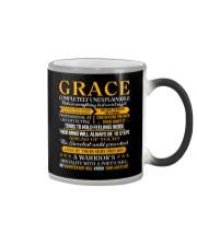 Grace - Completely Unexplainable Color Changing Mug thumbnail