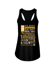 Donna - top10 Ladies Flowy Tank thumbnail