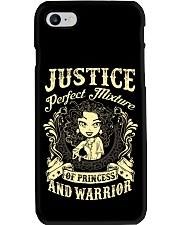 PRINCESS AND WARRIOR - Justice Phone Case thumbnail