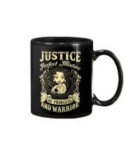 PRINCESS AND WARRIOR - Justice Mug thumbnail