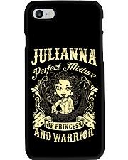PRINCESS AND WARRIOR - Julianna Phone Case thumbnail