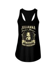 PRINCESS AND WARRIOR - Julianna Ladies Flowy Tank thumbnail