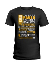 Paula - top10 Ladies T-Shirt thumbnail