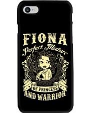 PRINCESS AND WARRIOR - Fiona Phone Case thumbnail