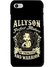 PRINCESS AND WARRIOR - Allyson Phone Case thumbnail