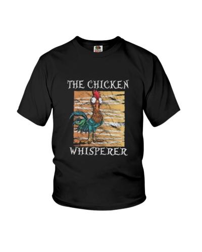 The chicken whisperer funny Tshirt
