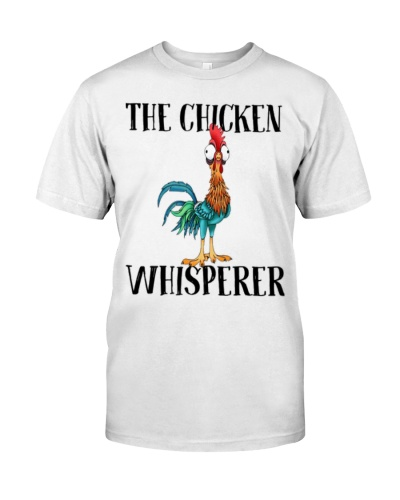 Get The Chicken Whisperer Shirt