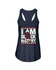 History Ladies Flowy Tank thumbnail