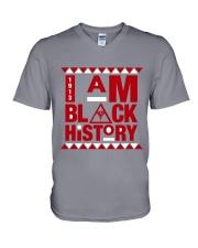 History V-Neck T-Shirt thumbnail