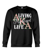 Blessed Life Crewneck Sweatshirt thumbnail
