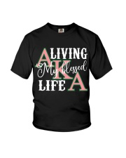 Blessed Life Youth T-Shirt thumbnail