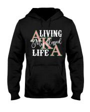 Blessed Life Hooded Sweatshirt thumbnail