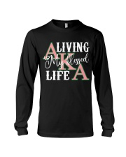Blessed Life Long Sleeve Tee thumbnail