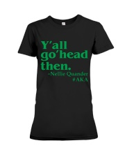 Go Head Premium Fit Ladies Tee thumbnail