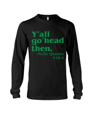Go Head Long Sleeve Tee thumbnail