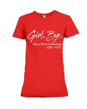 Girl Bye Premium Fit Ladies Tee thumbnail