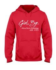 Girl Bye Hooded Sweatshirt thumbnail