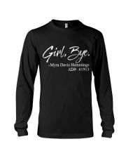 Girl Bye Long Sleeve Tee thumbnail